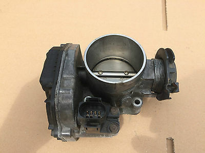 1998-2000 AUDI A3 MK4 GOLF 1.8T THROTTLE BODY 06A133063G cable type agu