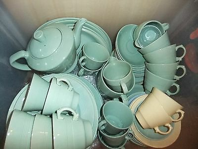 Huge Collection of Vintage (1940s/50s) Beryl Woods Ware 100+ Pieces