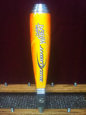 Bud Light Golden Wheat Tap Handle - New Old Stock In Box & Free Shipping