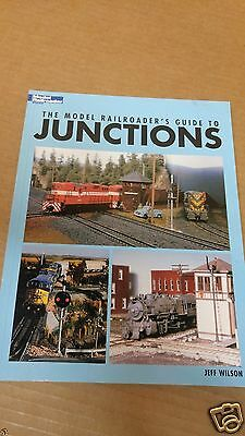 Kalmbach Books - #12408 - Model Railroader's Guide to Junctions by Jeff Wilson