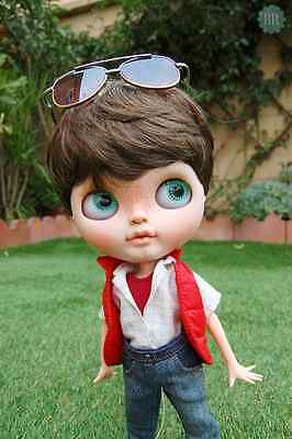 Custom Marty McFly Blythe doll Back to the Future