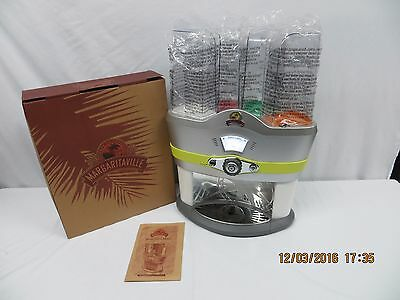 Margaritaville Mixed Drink Maker Party Machine Brand New