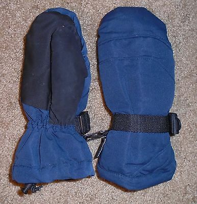Jr Ski Mittens Gloves, Size youth 80 gram Thinsulate NEW