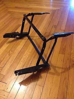Lift Up Top Pop Up Coffee Table Hinge Mechanism Spring Assist Diy New