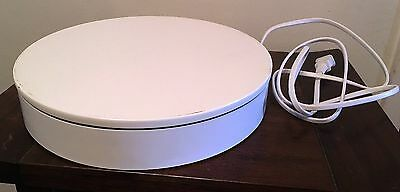 """Arqspin 12"""" Motorized Turntable 360 Degree 150 Pounds Load Capacity"""