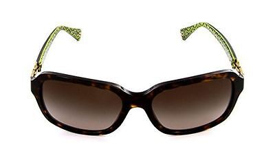Genuine COACH Ashley 8104F Replacement Lenses - Gradient Brown