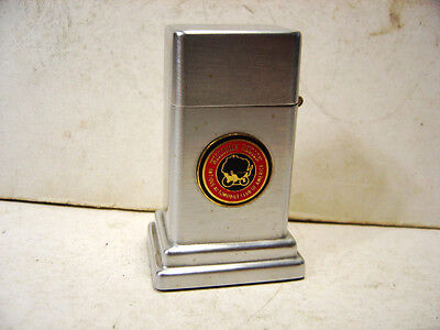 1960s Zippo Barcroft Lighter Wisconsin Region Antique Automobile Club Of America