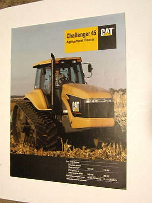 CAT Challenger 45 Agricultural Tractor