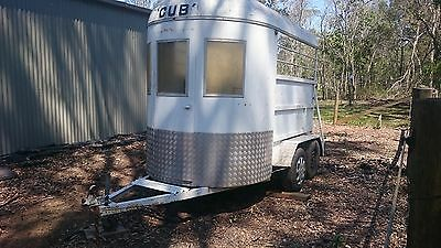 Sold Elsewhere - Cub Double Horse Float