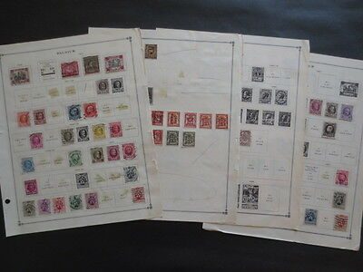 (*ta103) BELGIUM OLD TIME COLLECTION REMAINDERS, CLASSICS EARLY, USED