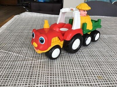 Fisher Price Little People Tractor