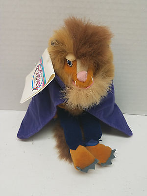 "Disney Store 9"" Beauty and the Beast Beanbag Beanie Doll Walt Disney Toy NWT"