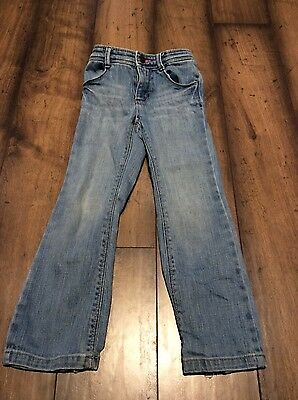 Tommy Hilfiger girls bootcut jeans size 4T