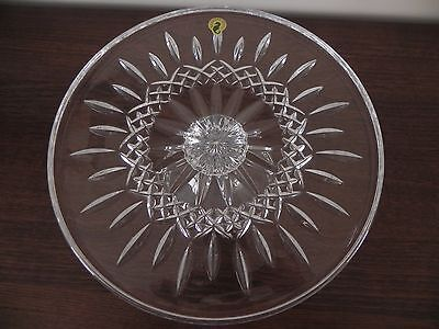 Waterford Crystal Lismore Cake Stand
