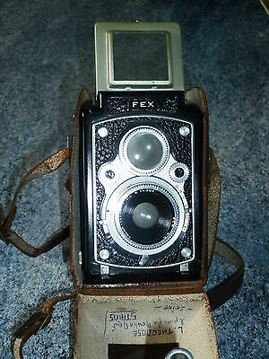 APPAREIL PHOTO FEX VISEE REFLEX objectif color fexar1:4,5 n°14502 fex 4,5 dans s