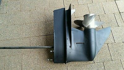 mercury v6 outboard gearbox