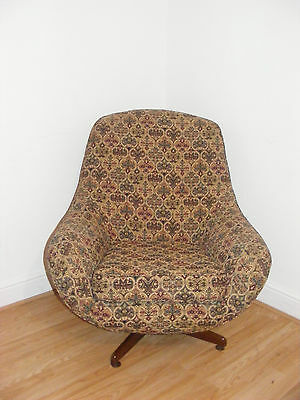 Parker Knoll Style Egg Chair - Delivery Available Please See Listing