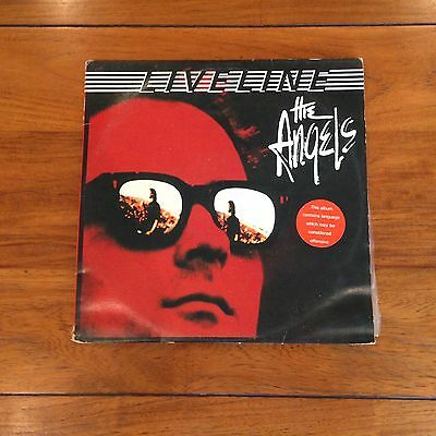 LIVELINE The Angels VINYL LP Collection - Low Reserve Two Records