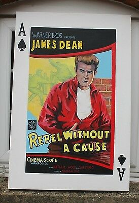Rebel Without A Cause By Robert Oxley