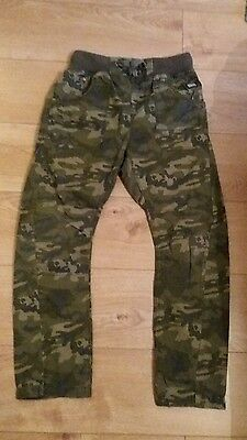 boys next army combat trousers age 13