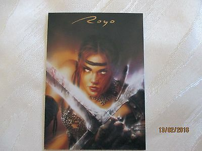 Complete Cards Royo Secret Desires With Autograph Card