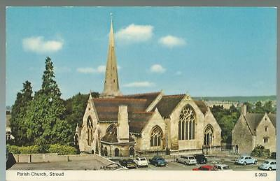 Old Postcard   Dennis    Parish Church   Stroud     Not Posted