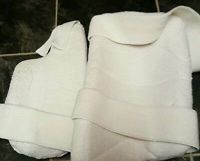 Double thigh pad