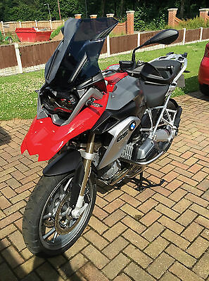 Bmw R1200 Gs Te Low Chassis Model