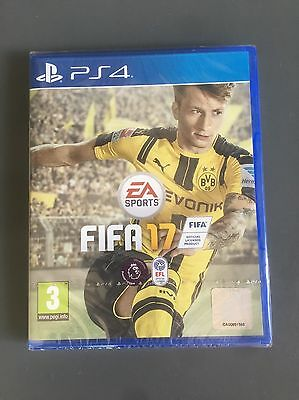 Fifa 17 PS4 Brand New (unopened)