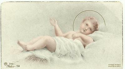 Antique HOLY CARD