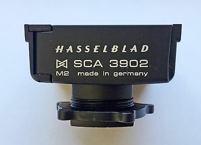 HASSELBLAD SCA3902 Flash Adapter for H1 H2 H3D H4D H5D with METZ TTL/OTF
