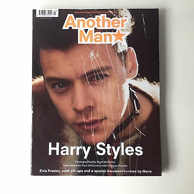 Another Man Magazine Issue 23 - Harry Styles