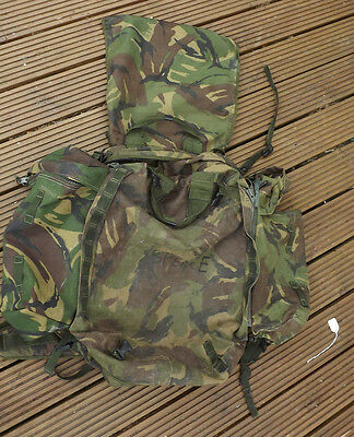 large British Army Early Green Longback Bergen Backpack Rucksack Pack