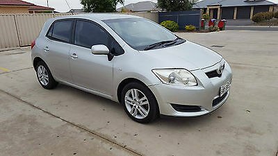 2008 Toyota Corolla Ascent Hatchback 5DR MAN GOING CHEAP CLEAR TITLE LIGHT HAIL