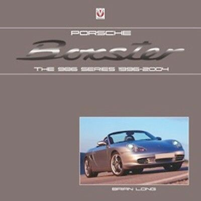 Porsche Boxster – The 986 Series 1996-2004s  book paper car