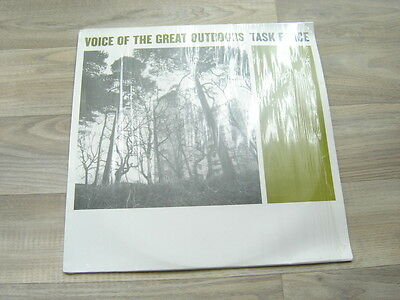 hiphop 12 rap UK TASK FORCE Voice Of The Great Outdoors E P 2000 jehst chester 9