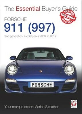 Porsche 911 997 Second generation models 2009 to 2012 Essential buyersbook paper