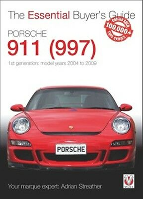 Porsche 911 997 Model years 2004 to 2009 Essential buyers guide book paper car