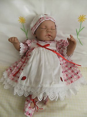 "Handmade baby dolls clothes fit 16"" - 18""  reborn / preemie / baby annabell"