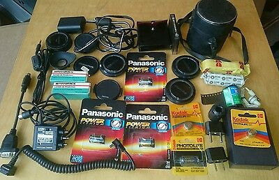 Job Lot Of Photographic Spares