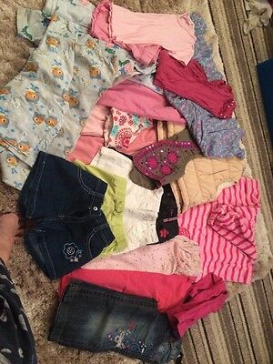 Girls Clothes Bundle 12 Months To 2 Years.