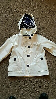 Childs girls Next coat size 3-4 years