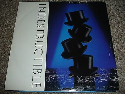 """The Four Tops – Indestructible 12"""" single  611717"""