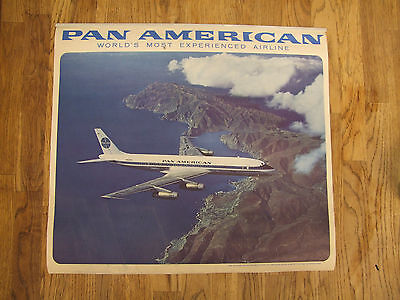 SALE: 13x 1959 PAN AMERICAN Airline Posters (Westminster Bank) USA/Italy/Japan