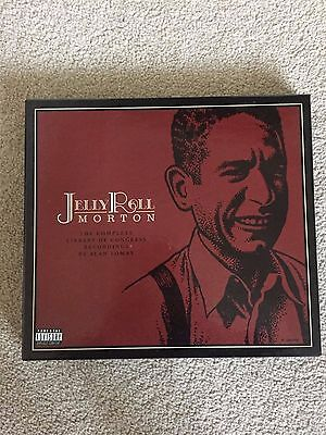 Jelly Roll Morton - The Complete Library of Congress Recordings by Alan Lomax