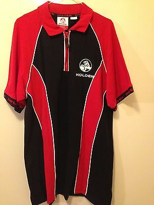 Holden Team Racing Shirt - Polo - Size S