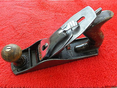 PLANE SMOOTHING  No 4   STANLEY GOOD CONDITION  ( B- 4 )