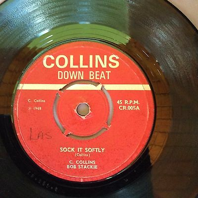 Sock It Softly-Clancy Collins And Bob Stackie/3 Wise Men-Lester Sterling