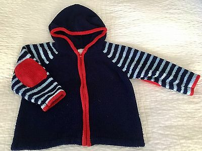 Hanna Andersson Striped Sweater
