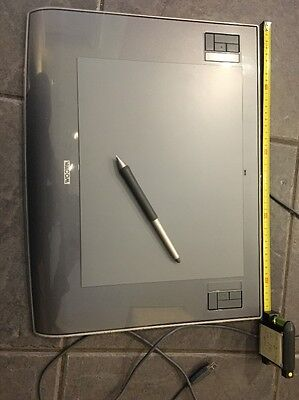 A4 Wacom Intuos3 PTZ-930 LARGE Graphics Tablet with pen